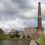 Celebrando el Patrimonio Industrial Europeo Conferencia Anual ERIH 2012