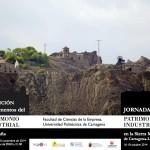 Jornadas sobre Patrimonio y Paisaje Industrial de la Sierra Minera de Cartagena-La Unión y Exposición 100 elementos Patrimonio Industrial en España a partir del 16 de Octubre
