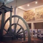 Patrimonio Industrial en España. La ETSII  y el COAM en Madrid sirven de espejo y altavoz para visualizar y sensibilizar ante el peligro de deterioro y desaparición de muchos bienes de nuestra historia industrial