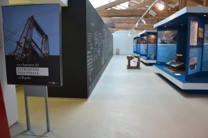 Interior Museo Mina Arnao