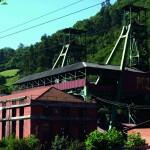 Documental por interior de mina de carbón en el Pozo Sotón uno de los 100 elementos representativos de patrimonio industrial seleccionados por TICCIH España