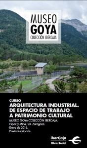 CURSO De espacio de trabajo a patrimonio industrial