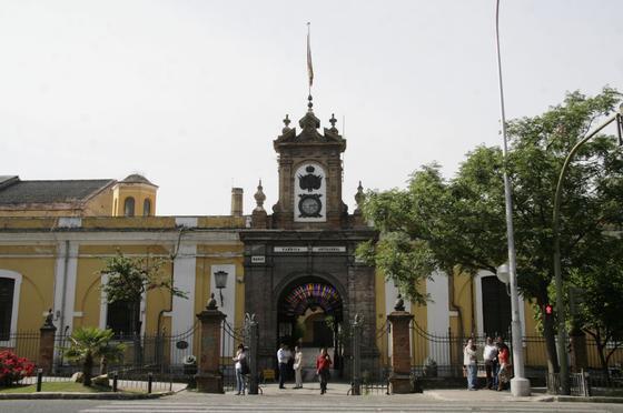 Fabrica Artilleria de Sevilla