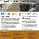 I Jornadas sobre Turismo y Patrimonio Industrial el 5 y 6 de noviembre en Segovia