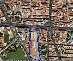 Cocheras historicas metro madrid