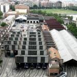 Protección y preservación de las Cocheras históricas del Metro de Madrid en Cuatro Caminos