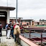 TICCIH España alerta sobre la intervención urbana en el Mercado de Legazpi en Madrid exponente de la arquitectura moderna que altera su composición volumétrica y destruye elementos singulares