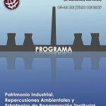Programa y horario de actividades en As Pontes del VII Congreso de TICCIH sobre Patrimonio Industrial y Obra Pública inauguración el 5 de Julio 2017
