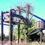 Incoado BIC el único Malacate original existente en la Sierra Minera de Cartagena- La Unión