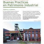 Conferencia sobre Buenas Prácticas en Patrimonio Industrial en el Pozo Sotón de Asturias