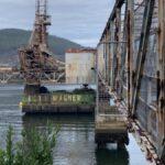 TICCIH España contra el desmantelamiento del Cargadero Coto Wagner y en apoyo a la declaración BIC del Estrecho de Rande