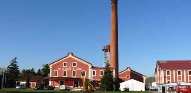 Vestigios del patrimonio industrial cántabro