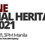 PHILIPPINE INDUSTRIAL HERITAGE FÓRUM 2021